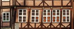 Hannah Höch Ausstellung Fassade Kunsthaus Stade