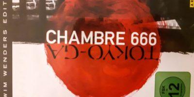 DVD-Cover zu Wim Wenders´ Dokumentarfilm