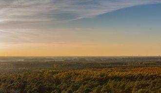 Blick über das Münsterland