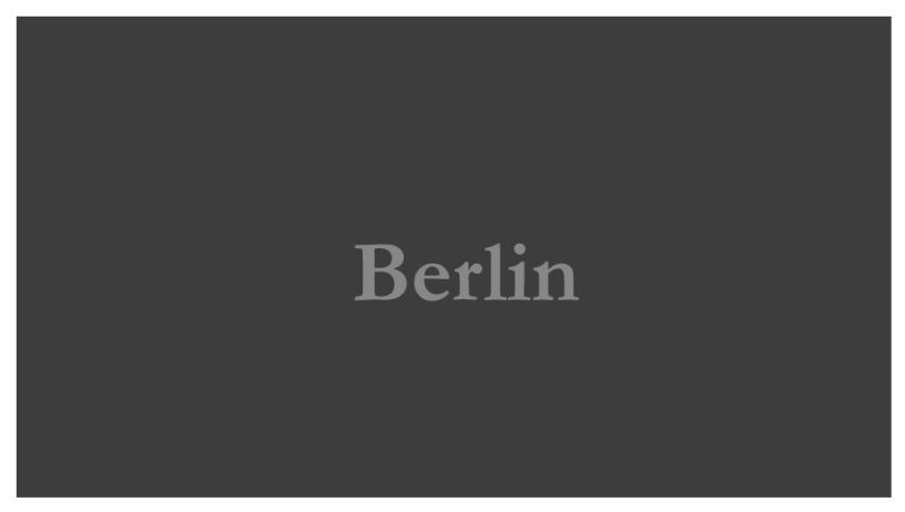 Ein Lied für Berlin