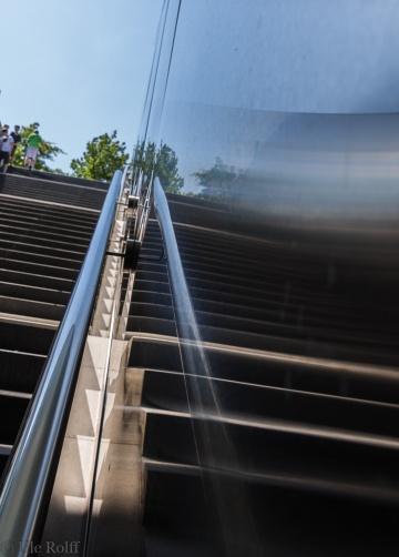 U-Bahn-Treppe