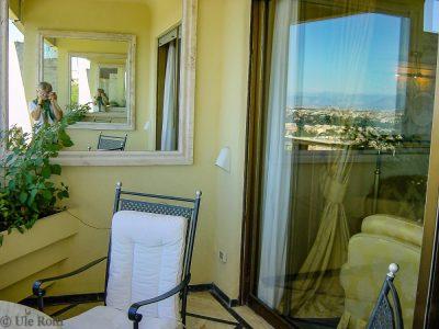 Hotelzimmer in Rom