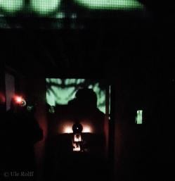 Performance mit Lightshow in Hagen auf Rügen