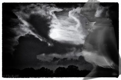 Himmel über Reken