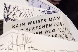 """Museum der Arbeit, Hamburg, Buchprojekt """"Wolkenstein"""" von Anna Helm und Ulrich Klieber"""