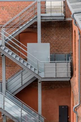Museum der Arbeit, Hamburg, Gebäude