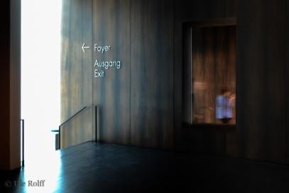 Fenster zum Eingang, Ausgang, ...