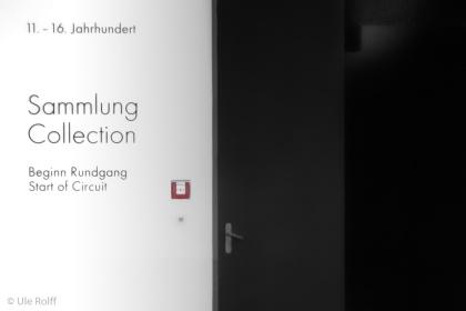1 Eingang zur Dauerausstellung